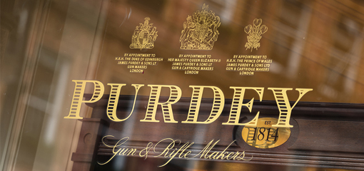 Purdey History of English Excellence