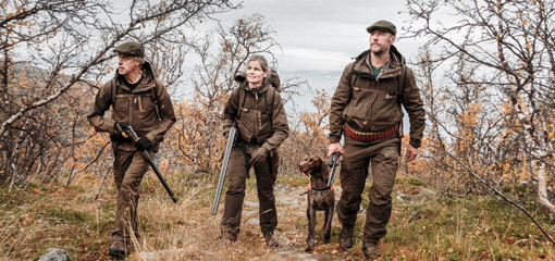Fjällräven Quality Hunting Trousers