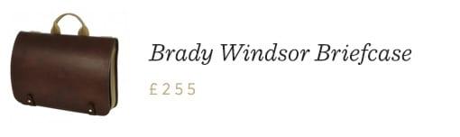 Brady Windsor Briefcase