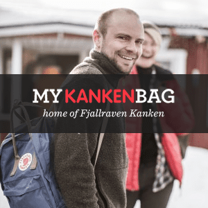 My Kanken Bag