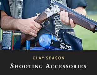 Shooting Accessories at the Sporting Lodge
