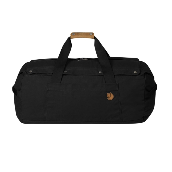 Fjallraven No. 6 Duffel Medium Black