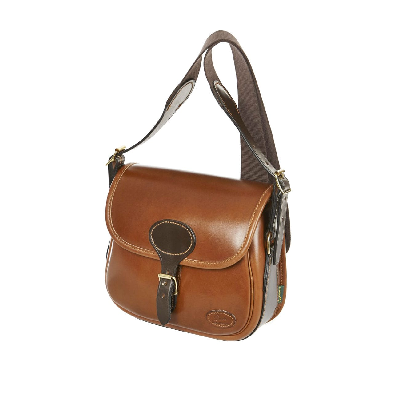 Brady Forest Quick Load 100 Cartridge Bag Brown   Tan - The Sporting ...