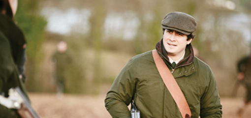 Musto Country Jacket,, Cap and Shooting Accessories