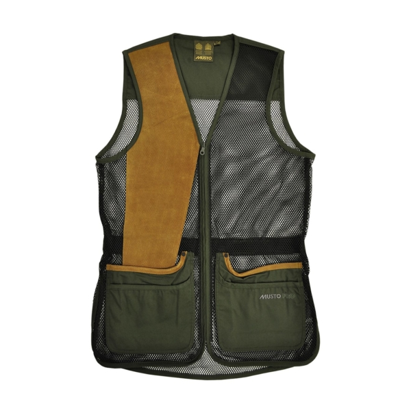 Musto Competition Skeet Vest Vineyard