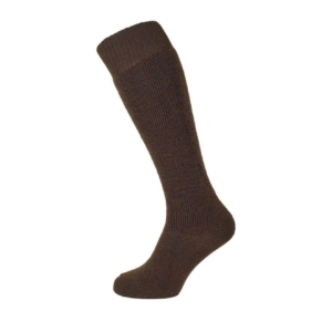 wellington-boot-sock-brown