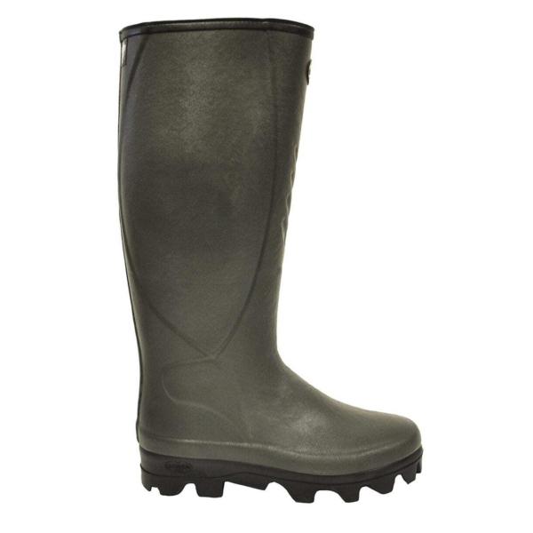 Le Chameau Ceres Neo Wellington Boots Vert Bronze