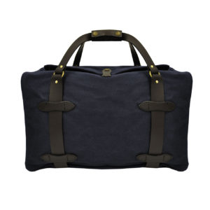 Filson Medium Duffel Holdall Navy