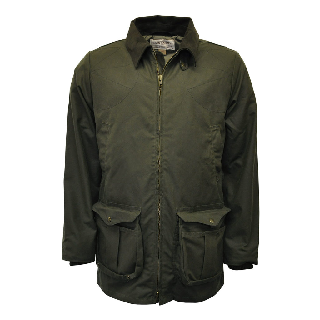 b907ed4af3128 Filson Shooting Wax Jacket Otter Green - The Sporting Lodge