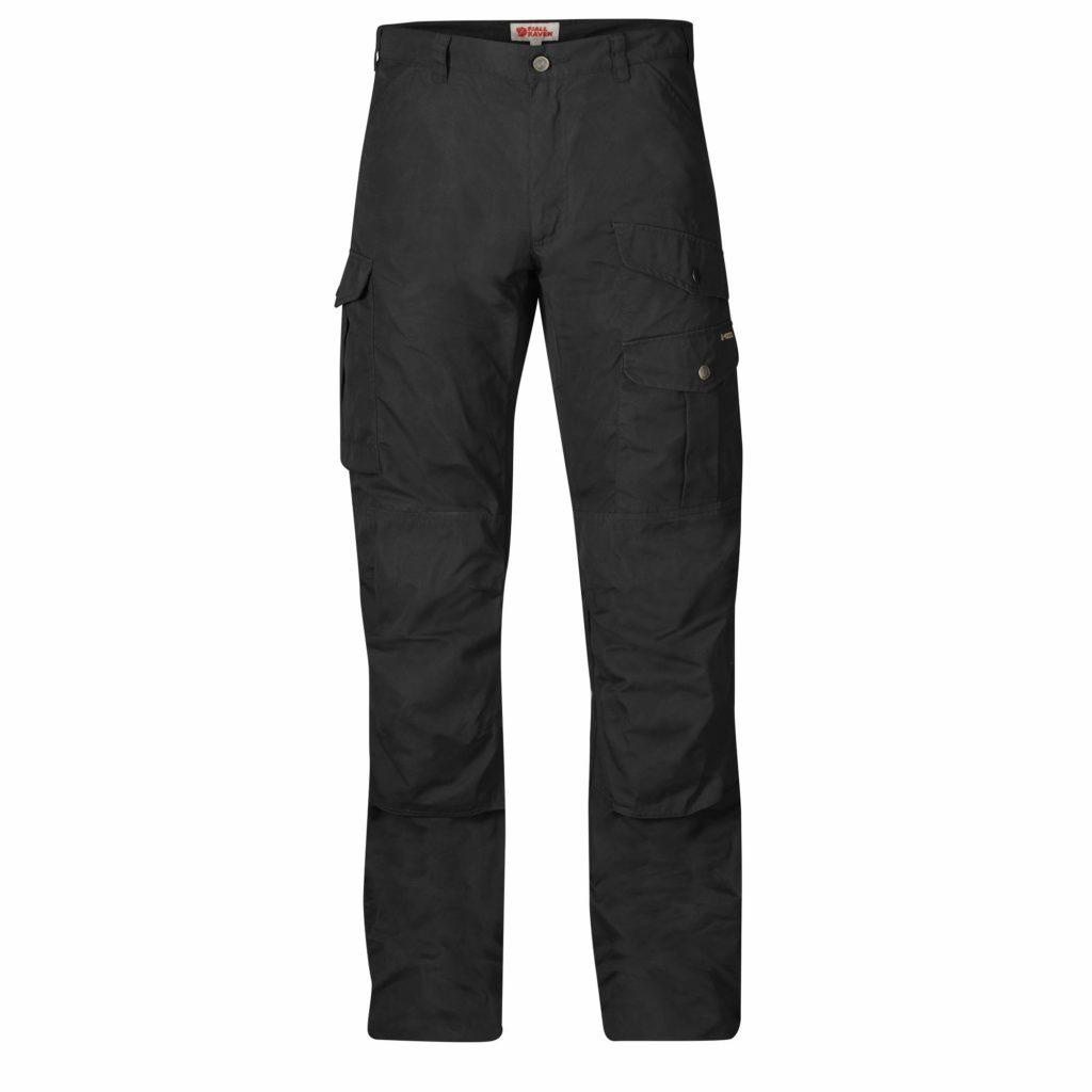 Fjallraven Barents Pro Trousers Black / Black