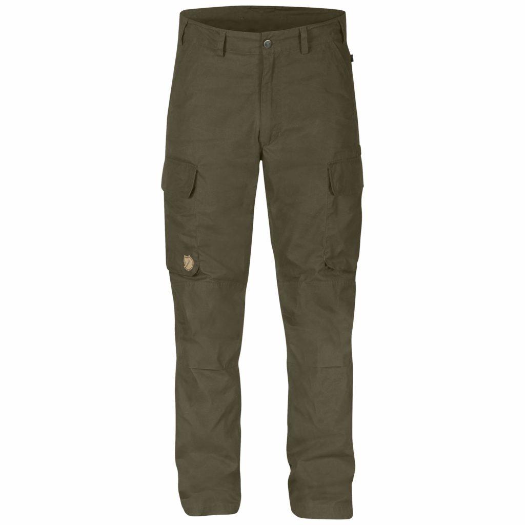 Fjallraven Brenner Pro Trousers Dark Olive
