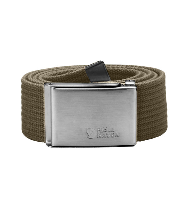 Fjallraven Canvas Belt Taupe