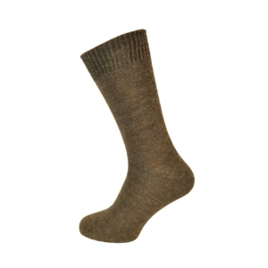dress-sock-brown
