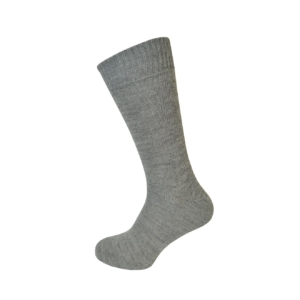 dress-sock-grey