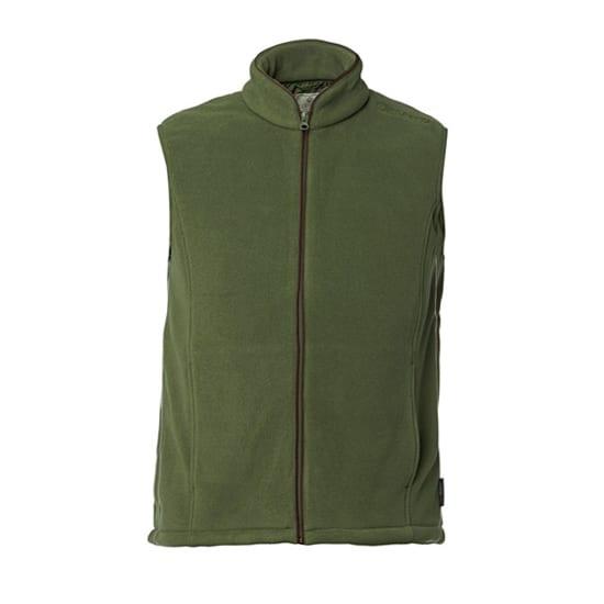 Beretta Hunting Vest Polartec Green Front