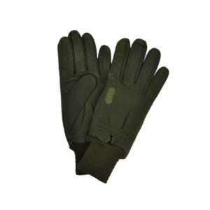 pittards-green-leather-gloves
