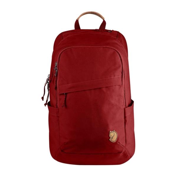 Fjallraven Raven 20L Backpack Redwood