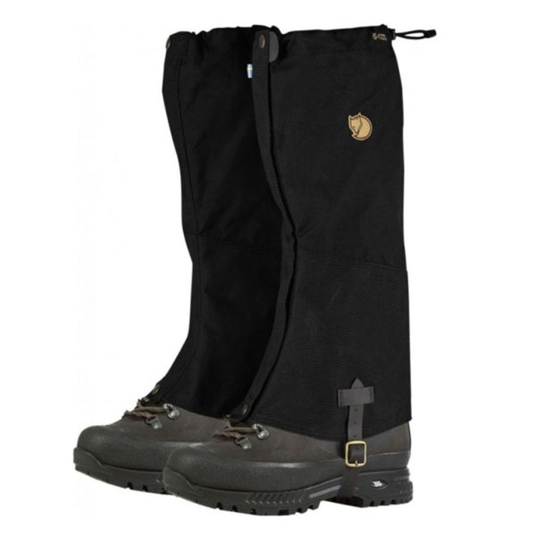 Fjallraven Singi Gaiters Black