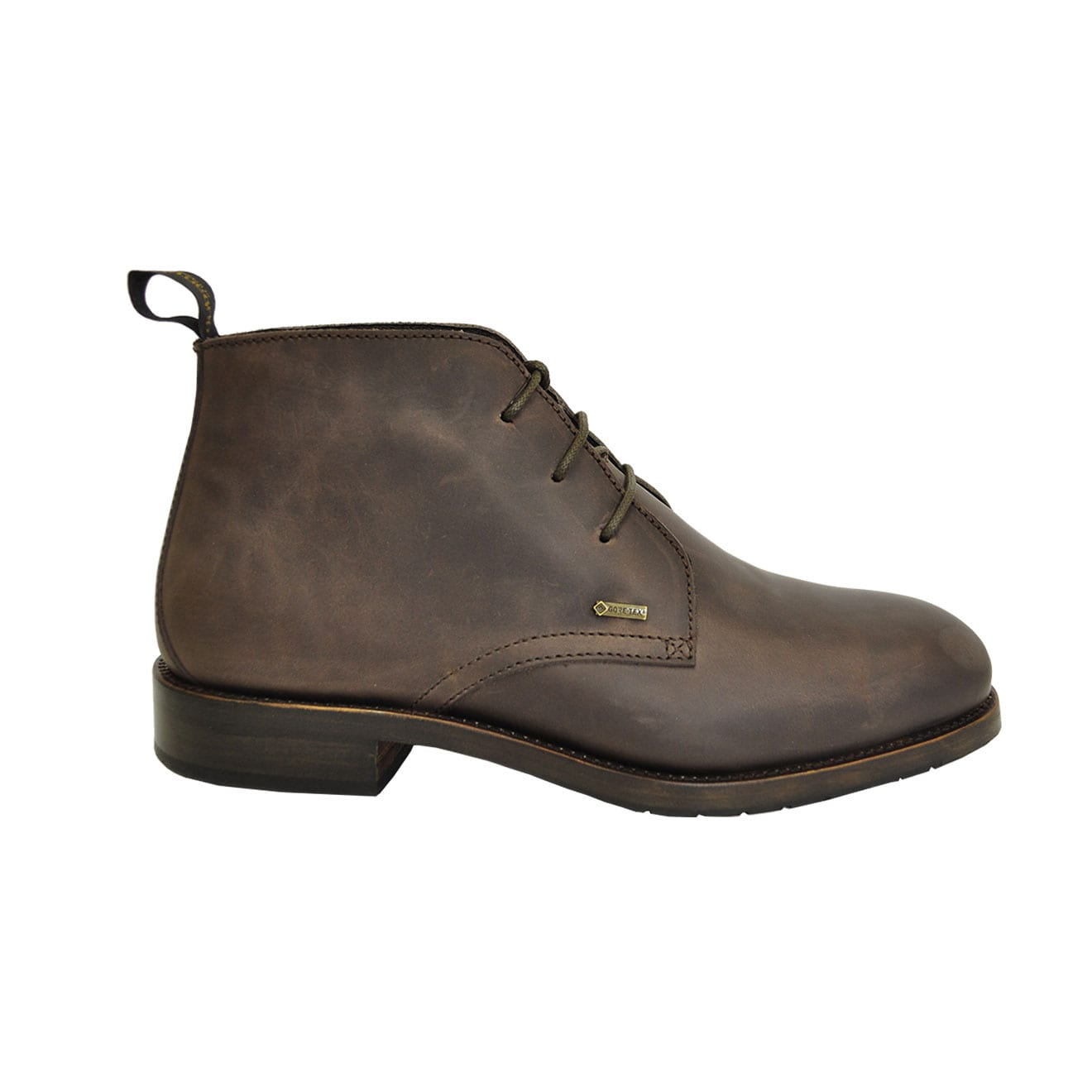 429cf84f806 Dubarry Waterville Gortex Desert Boot Old Rum