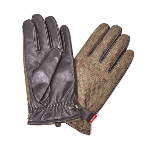 Barbour Country Tweed Glove
