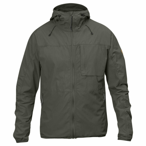 Fjallraven High Coast Wind Jacket Mountain Grey