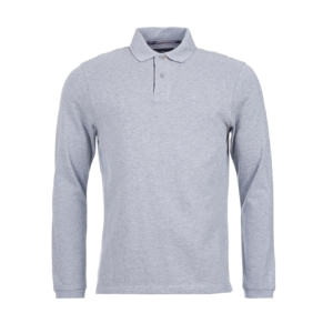 long-sleeve-polo-grey