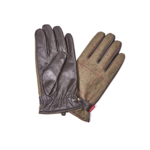 tweed-gloves