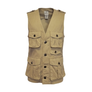 Beretta Serengeti Safari Vest Cocoa Brown