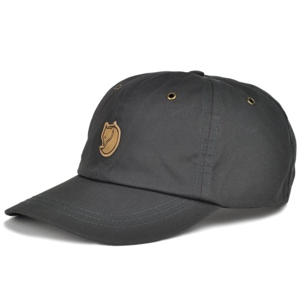 Fjallraven Helags Cap Dark Grey