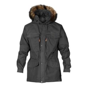 Fjallraven Singi Winter Jacket Dark Grey