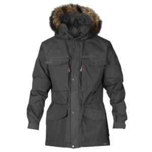 Fjallraven Singi Winter Jacket Dark Grey