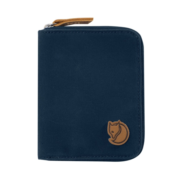 Fjallraven Zip Wallet Navy