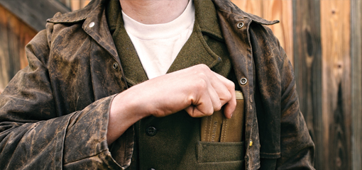 Filson High Quality Hardwearing Jacket