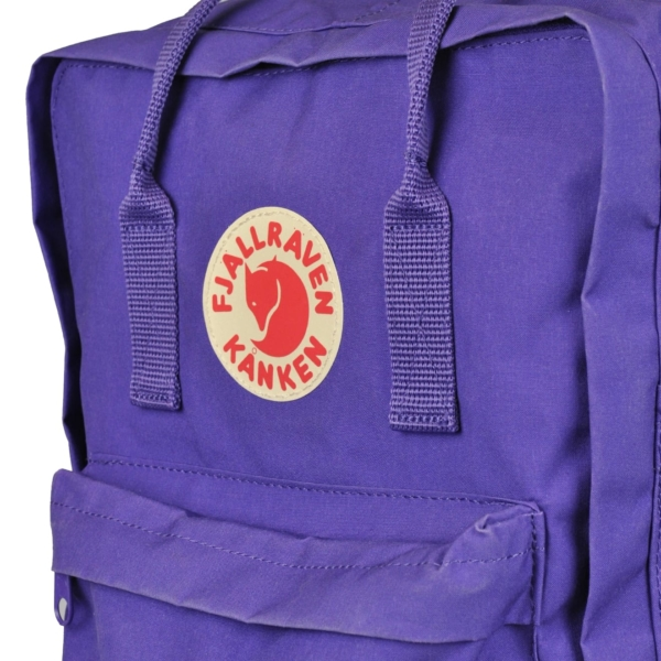 Fjallraven Kanken Laptop 17 Purple