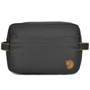 Fjallraven Travel Toiletry Bag Dark Grey