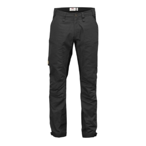 Fjallraven Abisko Lite Trekking Trousers Dark Grey