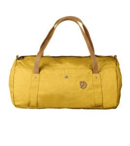 Fjallraven No. 4 Duffel Large Ochre