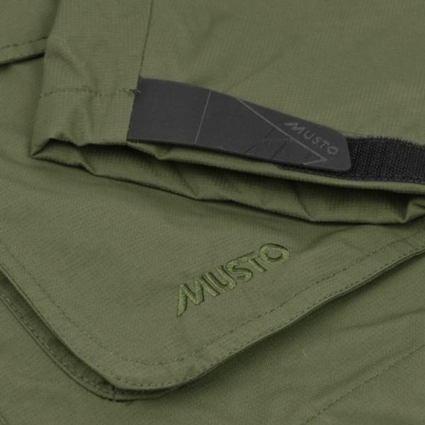 Musto Fenland BR2 Pack Jacket Dark Olive