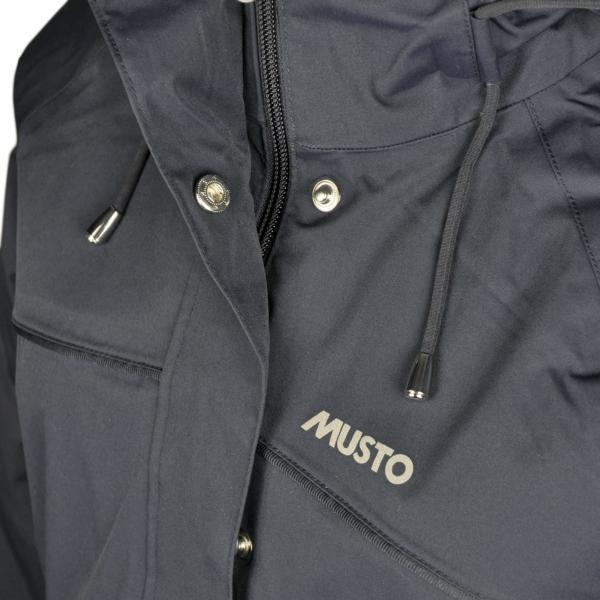 Musto Womens Kempton Jacket Navy