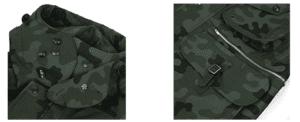 Grenfell Pembroke Jacket Detail Close Up