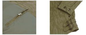 Grenfell Redding Jacket Detail Close-Up