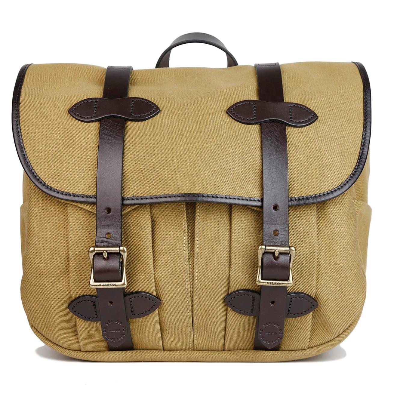 Filson Field Bag Medium Tan