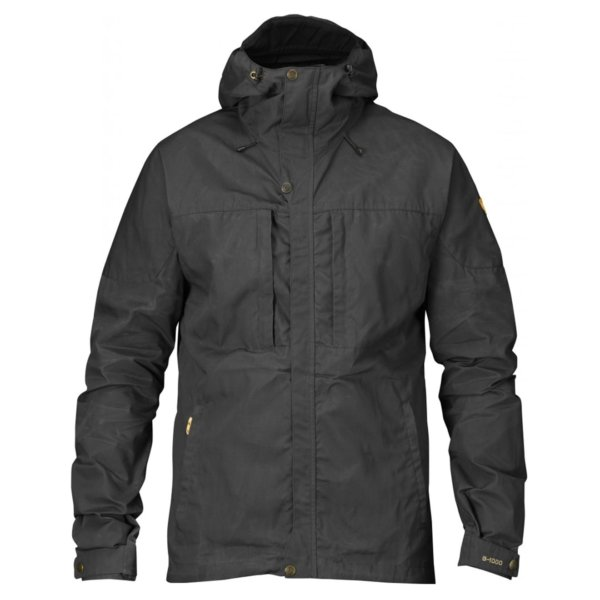 Fjallraven Skogso Jacket Dark Grey