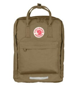 Fjallraven Kanken Big Tan