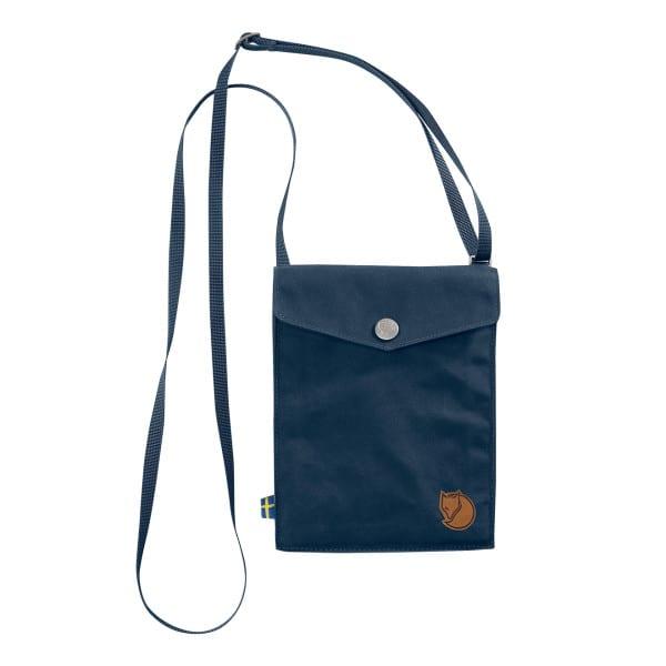 Fjallraven Pocket Shoulder Bag navy