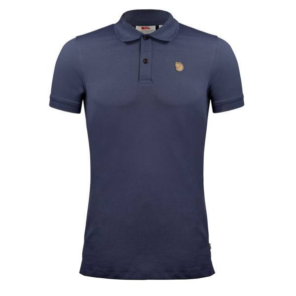 Fjallraven Ovik Polo Shirt Navy
