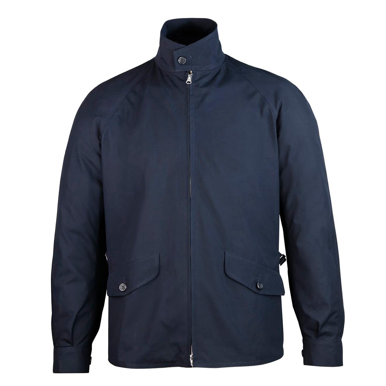 Grenfell Golfer Jacket Navy