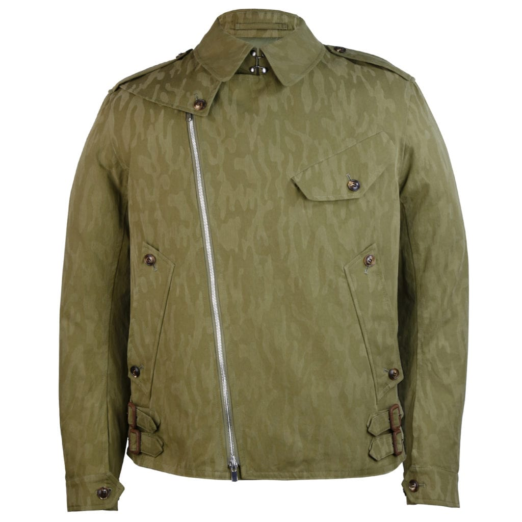 Grenfell Redding Jacket Mud Camo