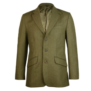 James Purdey Mens Classic Action Back Tweed Jacket Manton