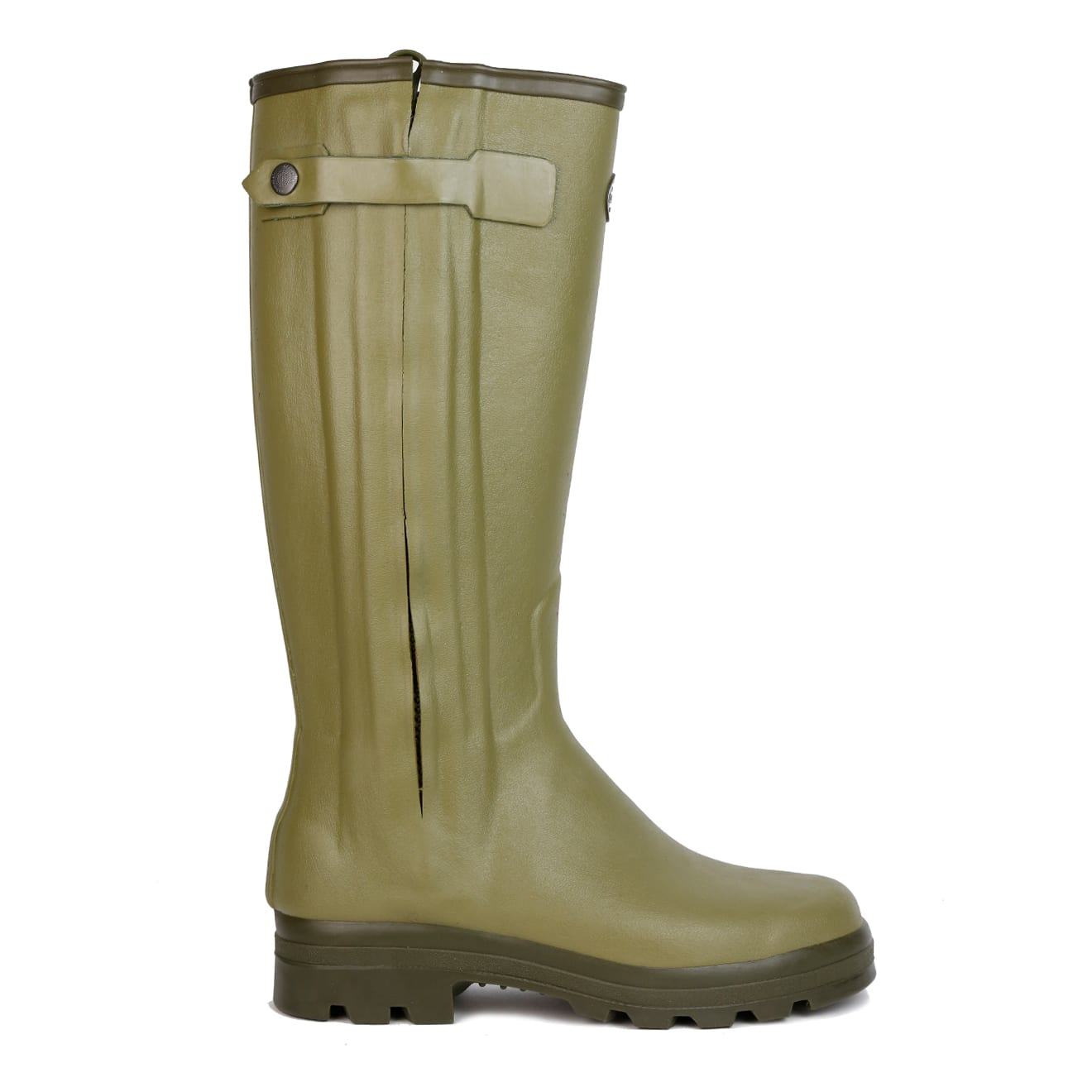 Le Chameau Chasseur Cuir Wellington Boot The Sporting Lodge
